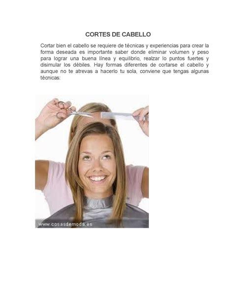 cursos de cortes de pelo calam 233 o curso de cortes de cabello