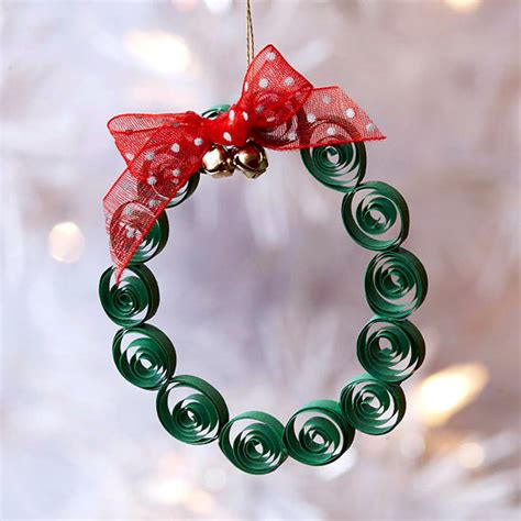 easy craft ornaments crafts easy ideas for tree ornaments