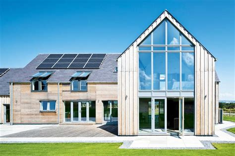 Barn Style a barn style sips home homebuilding amp renovating