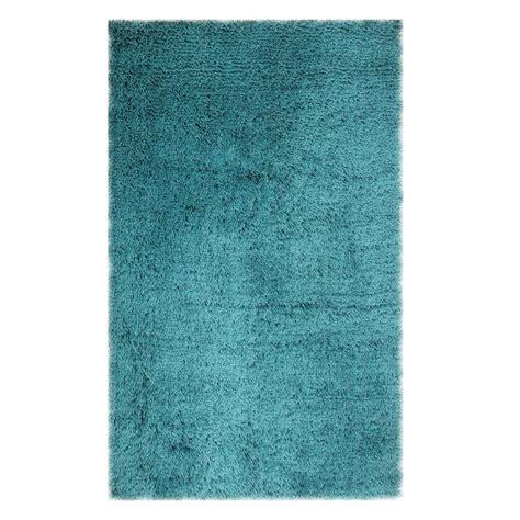 teal shag area rug teal shag area rug rugstudio presents momeni luster shag