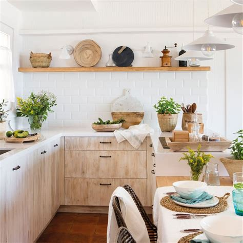 decoracion de interiores de cocina cocinas muebles decoraci 243 n dise 241 o blancas o peque 241 as