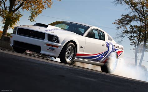 Ford Mustang Cobra Jet by 2008 Ford Cobra Jet Mustang Widescreen Car