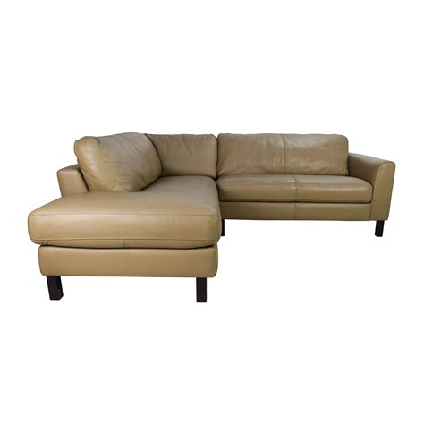 used leather sofas sectionals used sectionals for sale