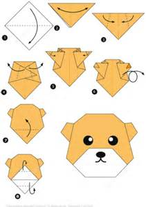 origami bears how to make an origami free