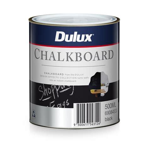 dulux chalkboard paint nz dulux 500ml black design chalkboard paint bunnings warehouse