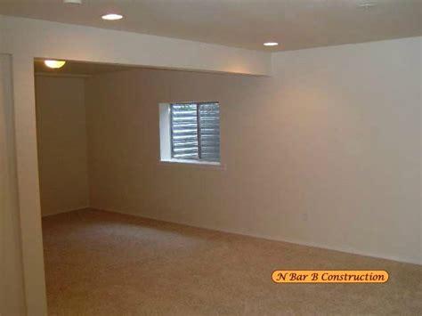 basement finishing colorado basement finishing colorado springs n bar b construction