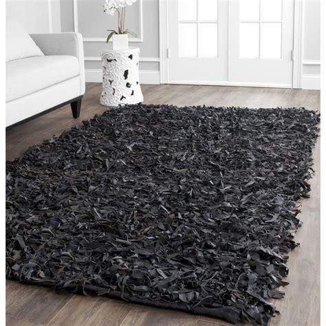 black shag rug large black area rug decor ideasdecor ideas