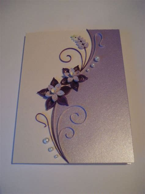 how to make paper quilling greeting cards 25 best ideas about quilling cards on paper