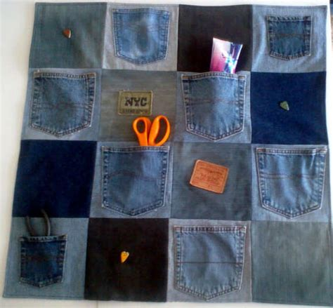 10 Ideas For Upcycling Denim With Crochet Crochet