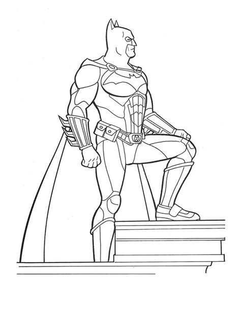 batman coloring pages printable newhairstylesformen2014 com