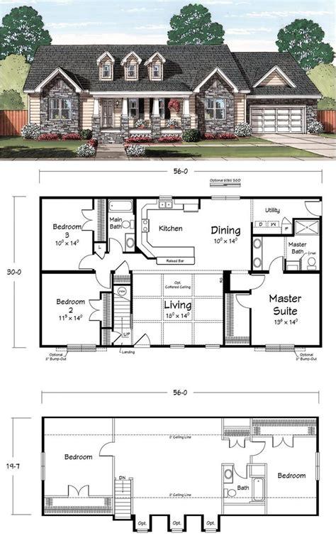 ritz craft modular home floor plans ritz craft modular home floor plans sailview bonus ranch