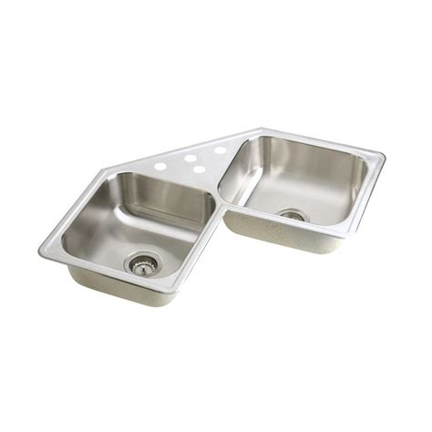 neptune kitchen sink elkay neptune drop in stainless steel 31 7 8x31 7 8x7 in