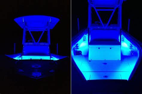 led light strips for boats boat jet ski led lighting kit multi remote