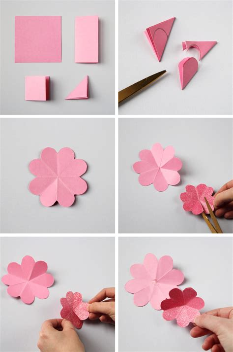 how to make from flowers diy paper flower wreath gathering