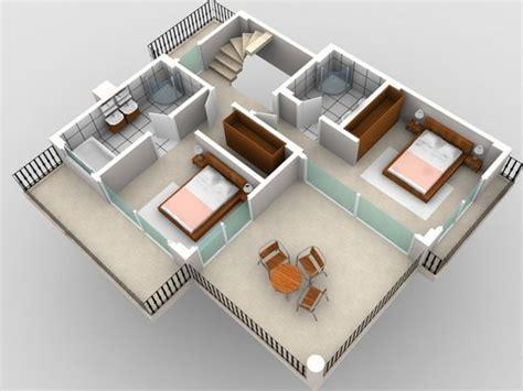 dise ar planos planos de casas y apartamentos en 3 dimensiones