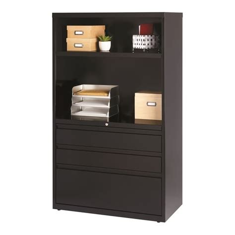3 drawer lateral file cabinet 3 drawer lateral file cabinet in black 19627