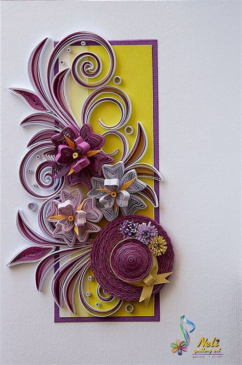 card with quilling 1000 ideas about quilling cards on neli