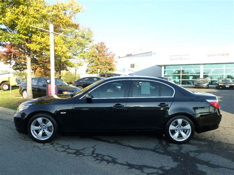 2007 Bmw 525i by Bmw 525i 2007 Black Image 105