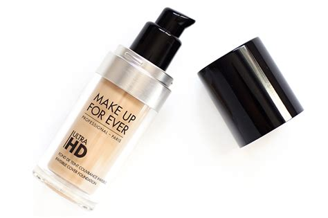 makeup forever thenotice make up for ultra hd shade y225 117