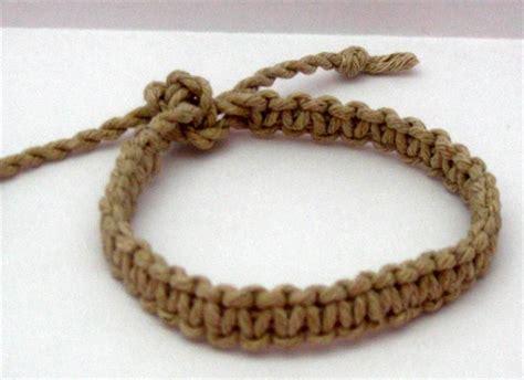 how to make a jewelry bracelet how to make hemp jewelry