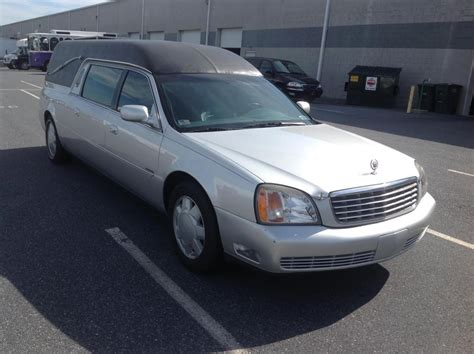 2000 Cadillac For Sale by Used 2000 Cadillac Cadillac Hearse 629 For Sale Ws