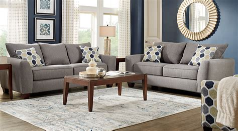 grey living room set bonita springs 5 pc gray living room living room sets gray