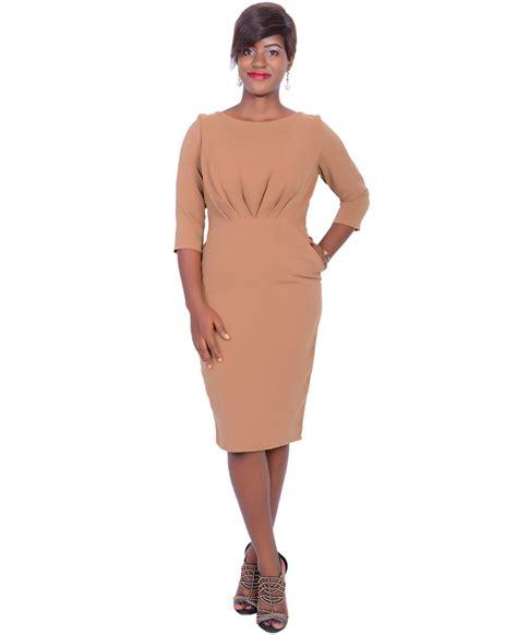nude dresses the statement nude colour dress karen ubani apparel