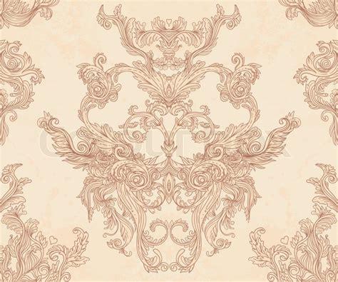 quot vintage vector background for textile design wallpaper