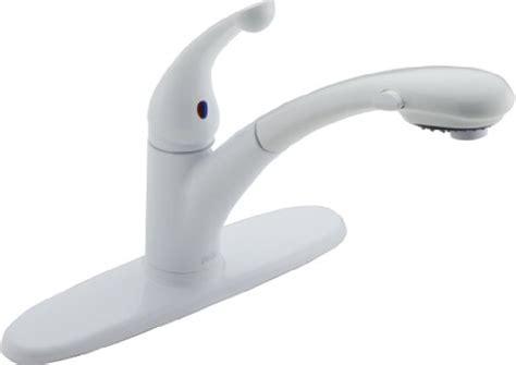 delta single handle kitchen faucet repair cheap kitchen faucet repair delta 470 wh dst signature single handle pull out kitchen faucet white