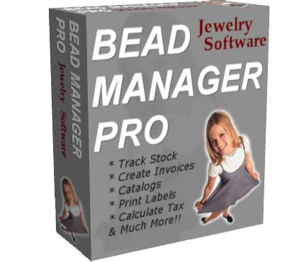 bead manager new software organizes inventory and simplifies business