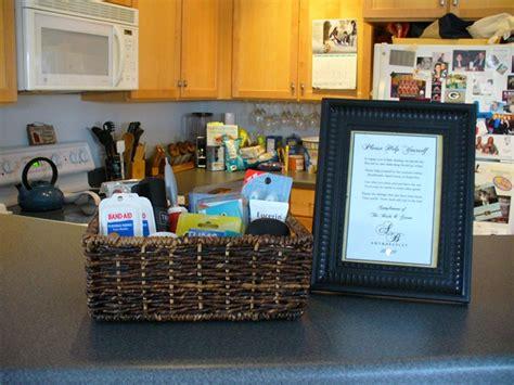 wedding bathroom basket ideas diy bathroom baskets miss wedding planner