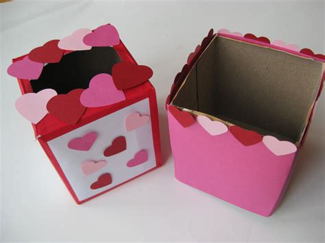 box crafts for easy box craft for