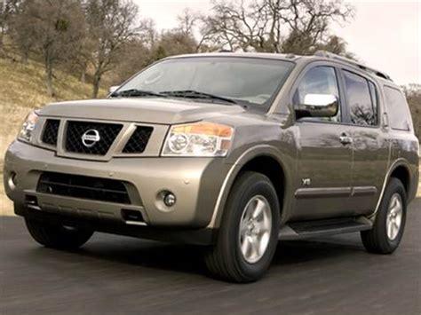 2008 Nissan Armada Reviews by 2008 Nissan Armada Pricing Ratings Reviews Kelley