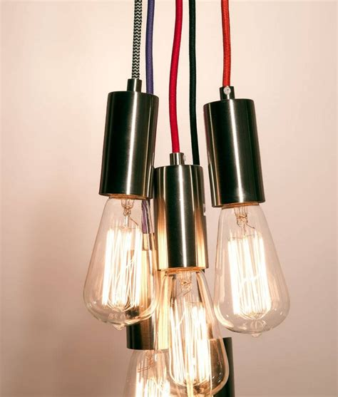 best of bare bulb pendant light fixtures lights and ls