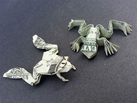 origami money frog 17 best ideas about origami frog on easy