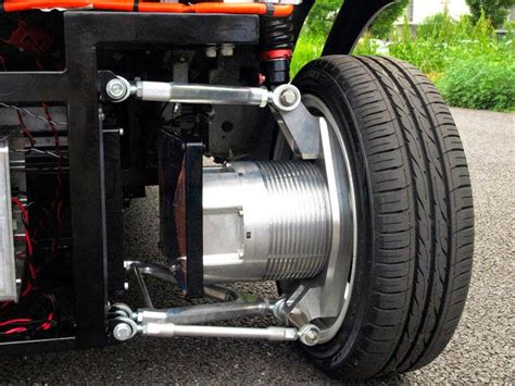Electric Motor System by Electric Vehicle News