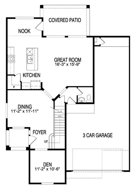 pulte homes floor plans riverton new home plan dayton mn pulte homes new home