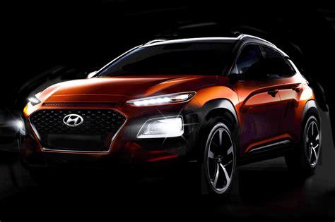 Daihatsu Suv by New Hyundai Kona Suv Specs Details Photos By Car Magazine