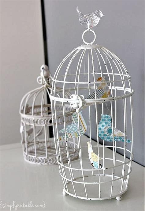 paper bird cage craft paper bird cage diy crafts