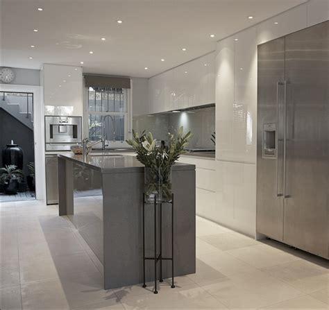 grey modern kitchen design grey and white kitchen design ideas trendy kitchen interiors