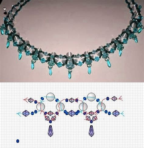 beaded choker necklace patterns 1000 images about necklace on