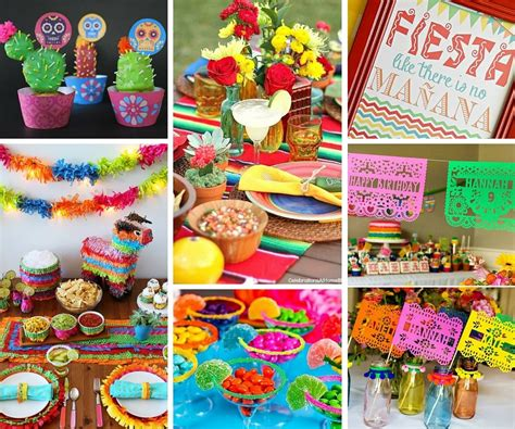 mexican themed mexican ideas ideas at birthday