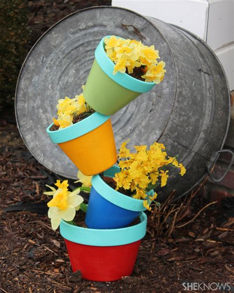 outdoor craft projects if your are crafty they re going to a blast