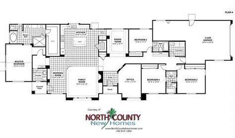 blueprints for new homes hayden ranch vista floor plans county new homes
