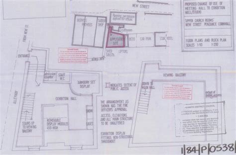 floor planning application jcr uk penzance synagogue brief history a paper by