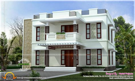 beautiful home designs inside outside in india home design beautiful home design flat roof style kerala