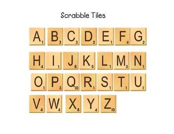 scrabble letters and points the world s catalog of ideas