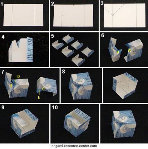 how to make origami cube cube origami 171 embroidery origami