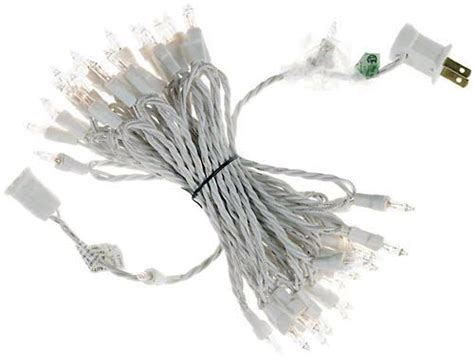 white light strings white string lights 50ft glow the event store