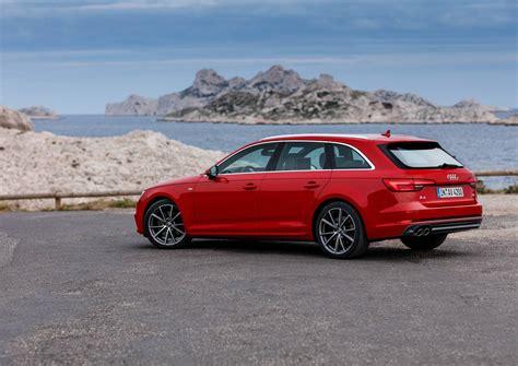 Audi A4 Avant Wagon by 2016 Audi A4 Avant Review Gtspirit